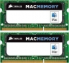 Фото Оперативная память 16Gb (2x8Gb) DDR3 PC-10600 1333 MHz, Corsair, для iMac, MacBook, MacBook Pro, Mac mini
