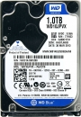 "Жёсткий диск HDD 1Тб, Western Digital, 2.5"", 5400 об/мин, 8МБ для MacBook, MacBook Pro, Mac mini"