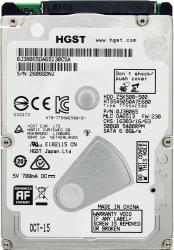 Фото Жёсткий диск HDD 500Гб, Hitachi (HGST), 2.5