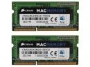 Оперативная память 8Gb (2x4Gb) DDR III PC-10600 1333 MHz OEM, Corsair, для iMac, MacBook, MacBook Pro, Mac mini
