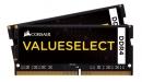 Оперативная память CORSAIR для ноутбука ASUS 2x4Gb SO-DIMM DDR4 PC4-17000 2133MHz