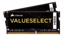 Оперативная память CORSAIR для ноутбука DELL 2x4Gb SO-DIMM DDR4 PC4-17000 2133MHz