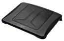 """Подставка для ноутбука Deepcool N300 15.6"""" металлическая сетка/пластик черная"""