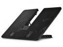 """Подставка для ноутбука Deepcool U PAL 15.6"""" металлическая сетка/пластик черная"""