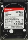 "Жёсткий диск HDD 500Гб, TOSHIBA, 2.5"", 5400 об/мин, 8Мб для MacBook, MacBook Pro, Mac mini"