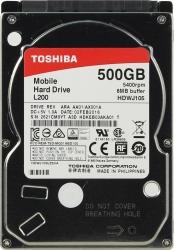 Фото Жёсткий диск HDD 500Гб, TOSHIBA, 2.5