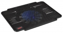 """Подставка для ноутбука Buro BU-LCP140-B114 14"""" металлическая сетка/пластик черная"""