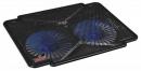 """Подставка для ноутбука Buro BU-LCP140-B214 14"""" металлическая сетка/пластик черная"""