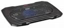 """Подставка для ноутбука Buro BU-LCP156-B114 15.6"""" металлическая сетка/пластик черная"""