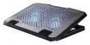 """Подставка для ноутбука Hama H-53064 15.6"""" алюминий/пластик серебристая"""