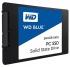 """SSD накопитель для ноутбука DELL, WD WD Blue WDS500G1B0A 500Гб, 2.5"""", SATA III"""