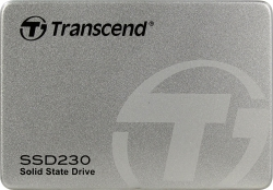 Фото SSD накопитель для ноутбука Lenovo, TRANSCEND TS128GSSD230S 128Гб, 2.5