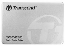 Фото SSD накопитель для ноутбука Lenovo, TRANSCEND TS256GSSD230S 256Гб, 2.5