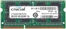 Оперативная память CRUCIAL для ноутбука Sony Vaio 8Gb SO-DIMM DDR3 PC3-12800 1600MHz