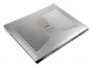 """Подставка для ноутбука Titan TTC-G1TZ 15.6"""" пластик серебристая"""