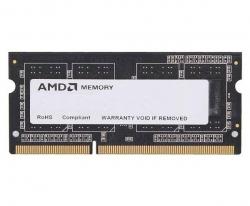 Фото Оперативная память AMD для ноутбука DELL 4Gb SO-DIMM DDR3 PC3-12800 1600 MHz