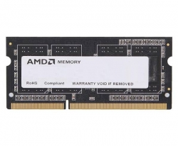Фото Оперативная память AMD для ноутбука eMachines 4Gb SO-DIMM DDR3 PC3-12800 1600 MHz