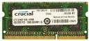 Оперативная память 4Gb DDR 3L PC-12800 1600 MHz CRUCIAL для iMac, MacBook Pro, Mac mini