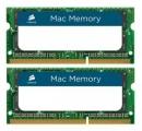 Оперативная память 16Gb (2x8Gb) DDR IIIL PC-12800 1600 MHz Corsair Mac Memory для iMac, MacBook, MacBook Pro, Mac mini