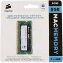 Оперативная память 8Gb DDR 3L PC-12800 1600 MHz CORSAIR для iMac, MacBook Pro, Mac mini
