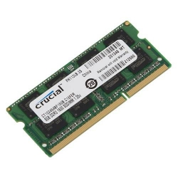 Фото Оперативная память 8Gb DDR3L PC-12800 1600 MHz CRUCIAL для iMac, MacBook Pro, Mac mini