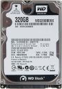 "Жёсткий диск Western Digital для ноутбука MSI, 320Гб, 2.5"", 7200 об/мин, 16МБ, SATA III"