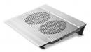 """Подставка для ноутбука Deepcool N8 17.3"""" алюминий серебристая"""