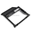Фото Адаптер оптибей (optibay) 9.5mm SATA/miniSATA для MacBook Pro 13, MacBook Pro 15, MacBook Pro 17, пластиковый