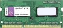 Оперативная память KINGSTON для ноутбука MSI 2Gb SO-DIMM DDR3 PC3-12800 1600MHz