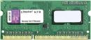 Оперативная память KINGSTON для ноутбука eMachines 2Gb SO-DIMM DDR3 PC3-12800 1600MHz