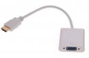 Переходник HDMI на VGA , 15 см