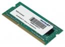 Оперативная память PATRIOT для ноутбука ASUS 4Gb SO-DIMM DDR3 PC3-12800 1600MHz