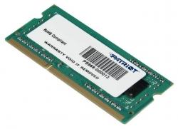 Фото Оперативная память PATRIOT для ноутбука DELL 4Gb SO-DIMM DDR3 PC3-12800 1600MHz