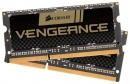 Оперативная память CORSAIR для ноутбука DELL 2x4Gb SO-DIMM DDR3 PC3-12800 1600MHz