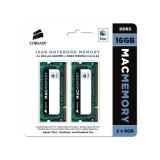 Оперативная память 16Gb (2x8Gb) DDR3 PC-10600 1333 MHz, Corsair, для iMac, MacBook, MacBook Pro, Mac mini