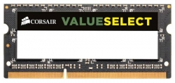 Фото Оперативная память CORSAIR для ноутбука ASUS 8Gb SO-DIMM DDR3 PC3-12800 1600MHz