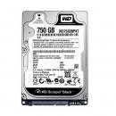 "Жёсткий диск Western Digital для ноутбука eMachines, 750Гб, 2.5"", 7200 об/мин, 16МБ, SATA III"