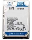 "Жёсткий диск Western Digital для ноутбука MSI, 1Тб, 2.5"", 5400 об/мин, 8Мб, SATA III"